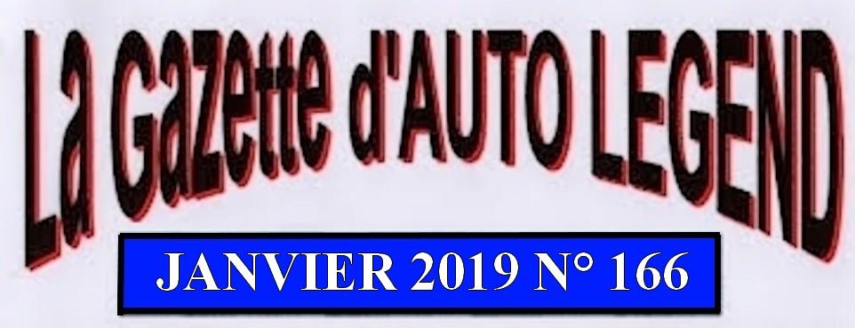 Bandeau gazette janvier 2019